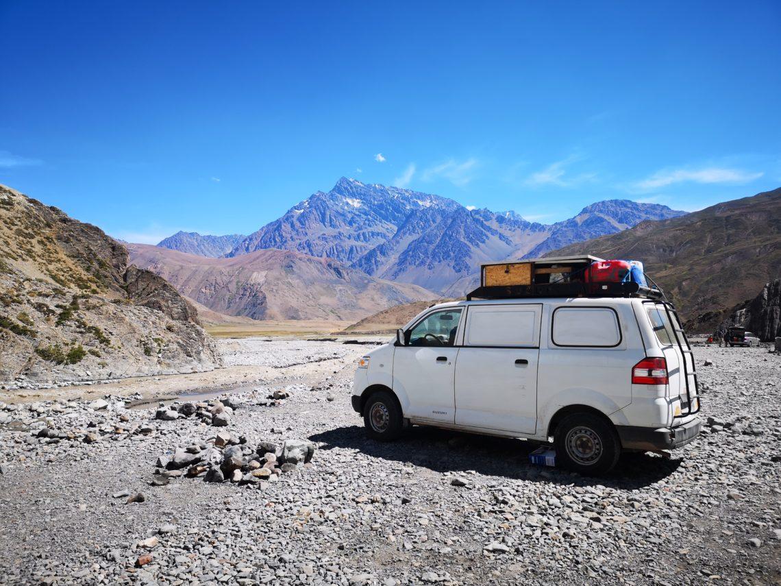 acheter un van am nag au chili notre exp rience adventure is up there